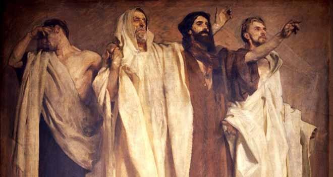 Old Testament Prophet  Letters