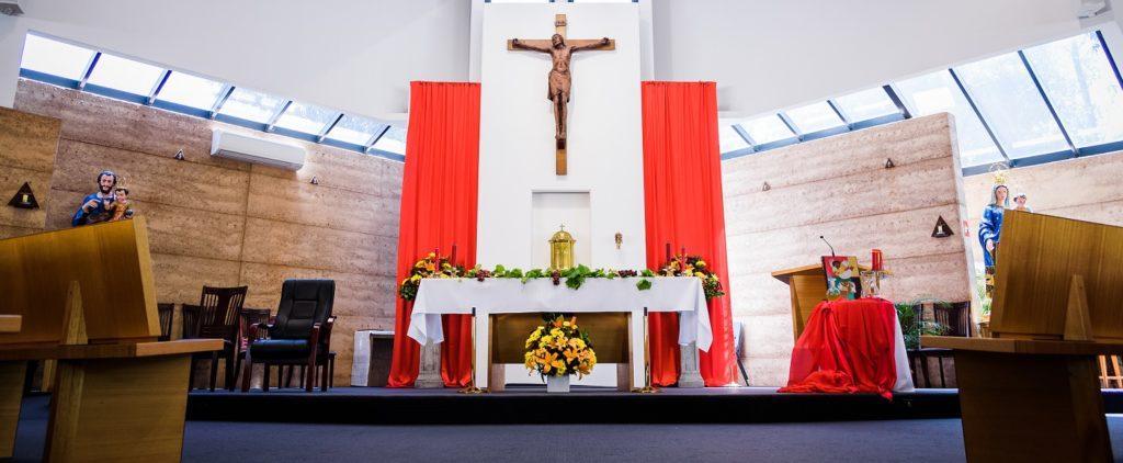 Image result for front altar